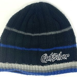 New Without Tags Quicksilver Beanie Authentic Hat